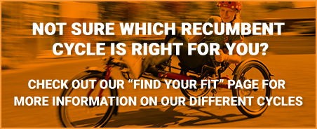 Not sure which recumbent cycle is right for you?